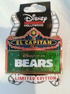 Bears pin 2