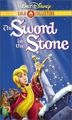 SwordInTheStone GoldCollection VHS