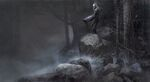 Dark Elves Concept Art VII