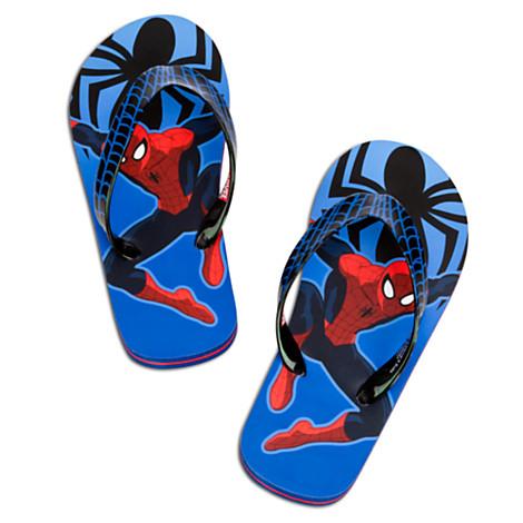 File:Spider-Man Flip Flops for Boys.jpg