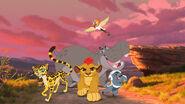 The Lion Guard Kion's Friends