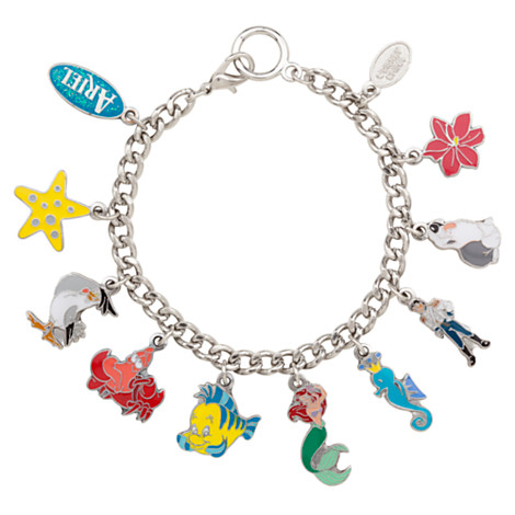 File:The Little Mermaid Charm Bracelet.jpg