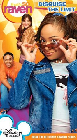 File:That's So Raven Disguise the Limit VHS.jpg