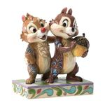 Chip and Dale Jim Shore