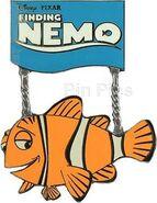 Disney Auctions - Finding Nemo (Marlin) Dangle