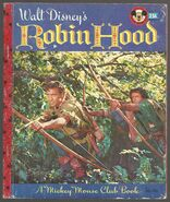 Robin hood mmc book