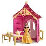 DISNEY Princess Belle's FLIP 'N SWITCH™ Castle