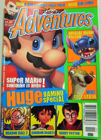 File:Disney Adventures Magazine australian cover November 2002 Mario.jpg