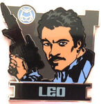 Star Wars - Zodiac Mystery Collection - Leo Lando Calrissian ONLY
