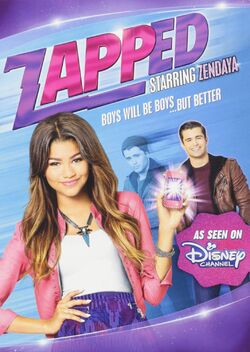 Zapped DVD