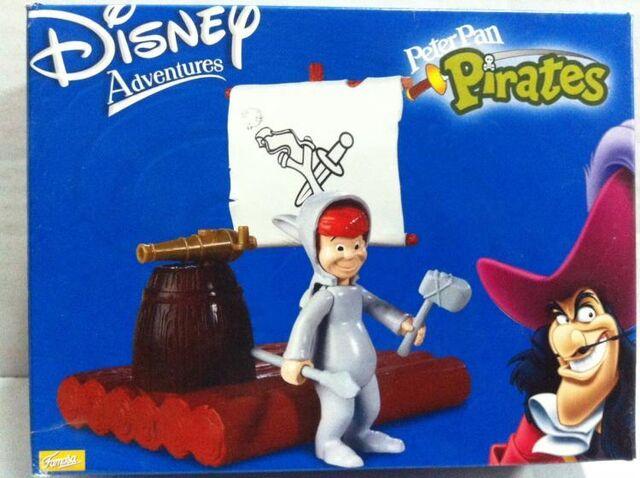 File:Disney Adventures Peter Pan Pirates - Lost Boy Twin.jpg