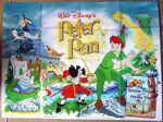Peter pan uk poster