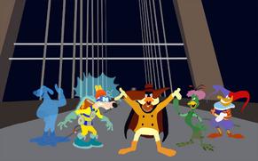 The Fearsome Five Toystoryfan artwork