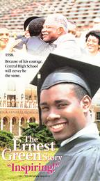 The ernest green story cover