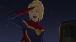 Captain Marvel AUR 007