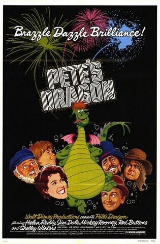 File:Petes Dragon movie poster.jpg