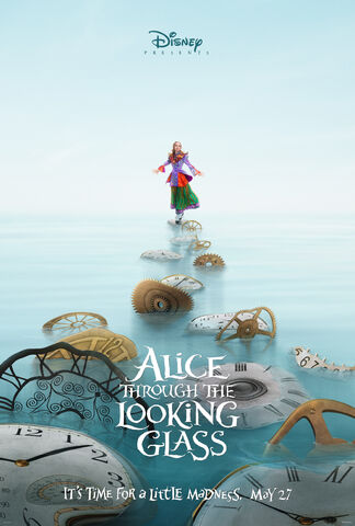 File:Alice Through The Looking Glass Poster 01.jpg