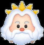 King Triton Tsum Tsum Game