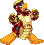 Club Penguin Iron Man 2013
