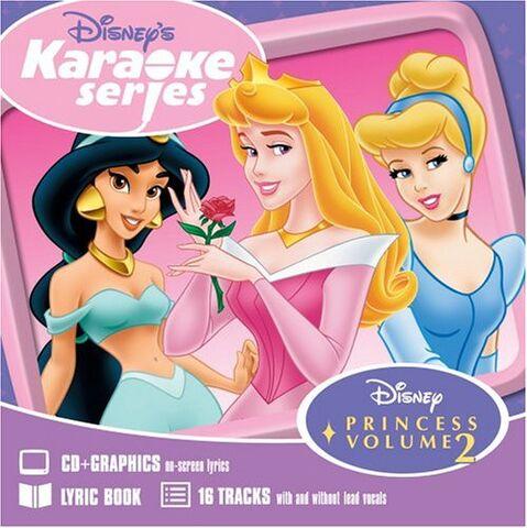 File:Disney karaoke series disney princess volume 2.jpg