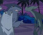 Shark people