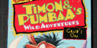 Timon and Pumbaa videography