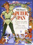 PeterPan-Denmark poster