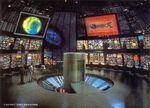 U S S Cygnus Command Tower Interior