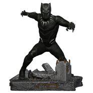 Black Panther Finders Keypers Statue