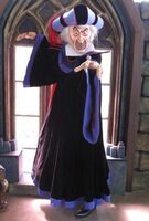 Judge Claude Frollo at the Parks