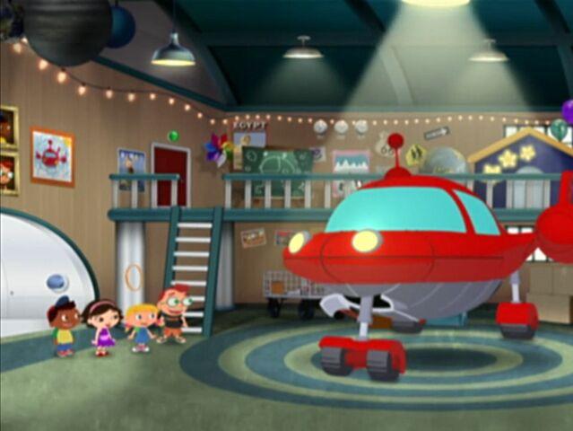 File:Little Einsteins Rocket room.JPG