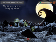 Nightmare-Before-Christmas-Disney-Second-Screen-Live-iPad-Screenshot-Trivia