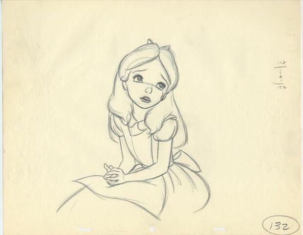 File:Alice depressed Milt Kahl drawing.jpg