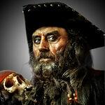Blackbeard Headshot