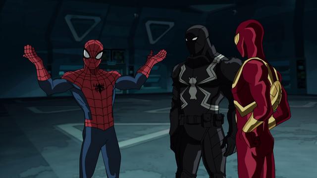 File:Spider-Man Agent Venom Iron Spider USMWW.png