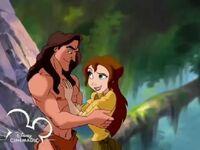 Tarzan-Mysterious Visitor14