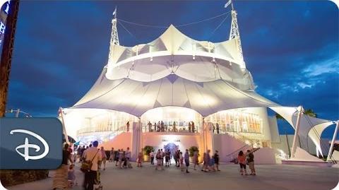 Downtown Disney Hyperlapse Walt Disney World Resort