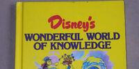 Disney's Wonderful World of Knowledge Year Book 1985