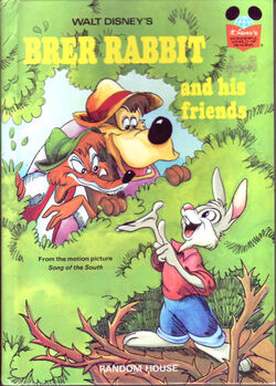 Brer rabbit and his friends