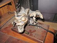 Creeper Statue