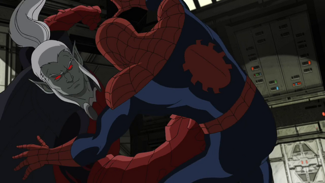 File:Dracula & Spider-Man USM.png