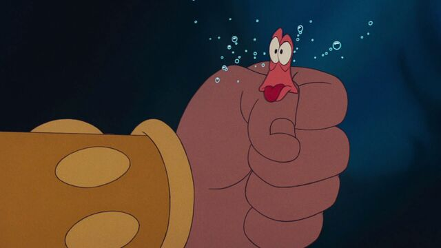 File:The Little Mermaid - Sebastian and King Triton's Hand in Final Footage.jpg