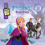 Frozen Read-Along Storybook and CD 2014 Summer Version