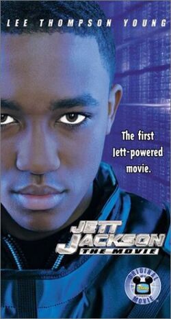 Jett Jackson The Movie VHS