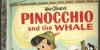 Pinocchio and the Whale (Little Golden Book)