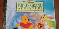 Pooh's Grand Adventure: The Search for Christopher Robin (Little Golden Book)