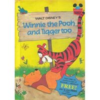 Winnie the pooh and tigger too wonderful world of reading