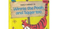 Winnie the Pooh and Tigger Too (Disney Wonderful World of Reading)