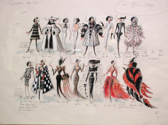 File:Cruella's 102 costume designs.jpg