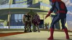 Spider-Man meet Beetle Skurge Abomination USMWW